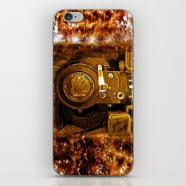 Vintage Victor Camera HDR iPhone Skin