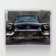 Black Caddy Laptop & iPad Skin