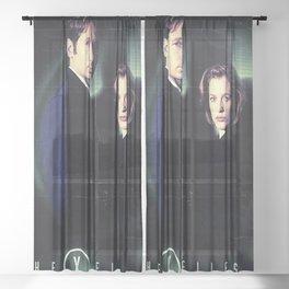 X Movies Sheer Curtain