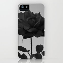 -Vibrant Darkness iPhone Case