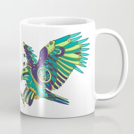 Eagle, cool wall art for kids and adults alike Coffee Mug