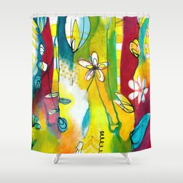 Helena Shower Curtain