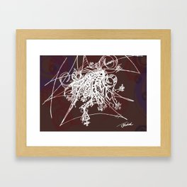 Intricate  Framed Art Print