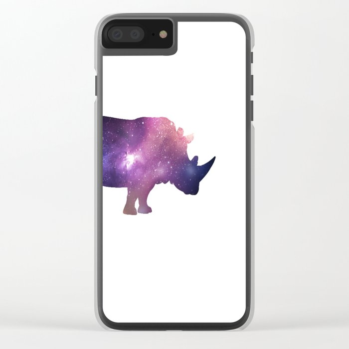 Rino Clear iPhone Case