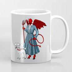 Devil With A Blue Dress On Mug