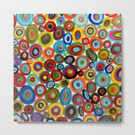 club soda Metal Print