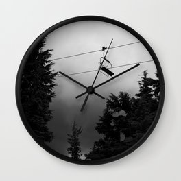Magic Mile Wall Clock