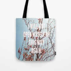 song for zula Tote Bag