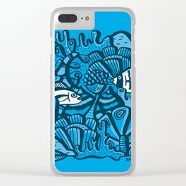 Encounter / Encuentros Clear iPhone Case