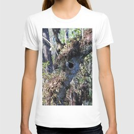 The Mysterious Inhabitant T-shirt