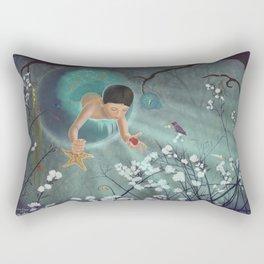 Keepsakes of the Ocean Rectangular Pillow