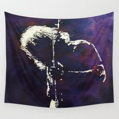 Touch of Grey Wall Tapestry