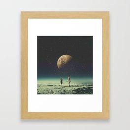 Uncontrol Framed Art Print