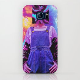 Abstra iPhone Case