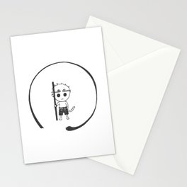 The Monkey King Stationery Cards
