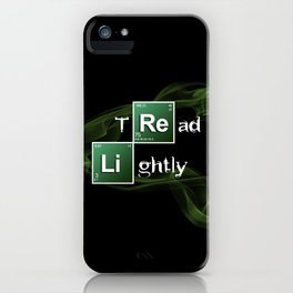 BrBa Tread Lightly iPhone Case