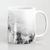 silent hill Mugs featuring Silent Hill by RIZA PEKER