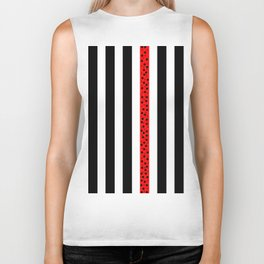 Don't Stand Out Biker Tank