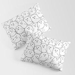 Chicks Man Pillow Sham