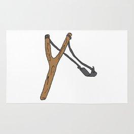 Slingshot Stay Strapped Rug
