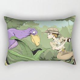 Birding Rectangular Pillow