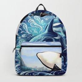 Anima orcae Backpack
