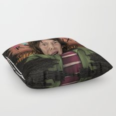 Joyce Stranger Things Floor Pillow