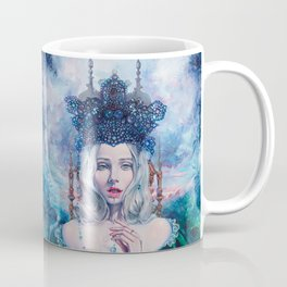 Self-Crowned Coffee Mug