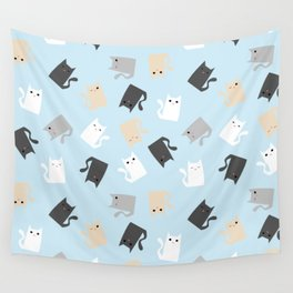 Scattercats Wall Tapestry