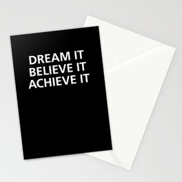 Motivational Stationery Cards