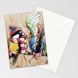 Coldtits Stationery Cards