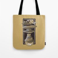 Tote Bags featuring something by franciscomffonseca