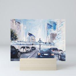 The Glass Bridge Mini Art Print