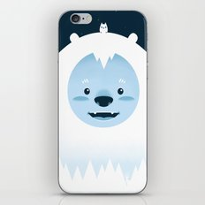 Winter in the woods iPhone & iPod Skin