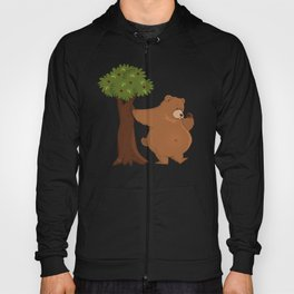 Bear and Madrono Hoody