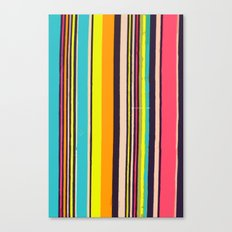 Candy Stripes! Canvas Print