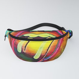 Rolling Stones Fanny Pack