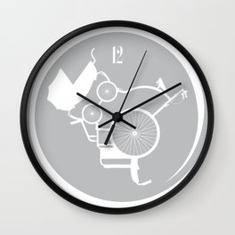 LifeCycle (spiral) Wall Clock