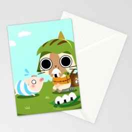 Monster Hunter - Felyne and Poogie Stationery Cards