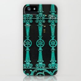 New Orleans Patina iPhone Case