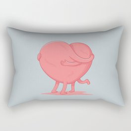 Become one Rectangular Pillow