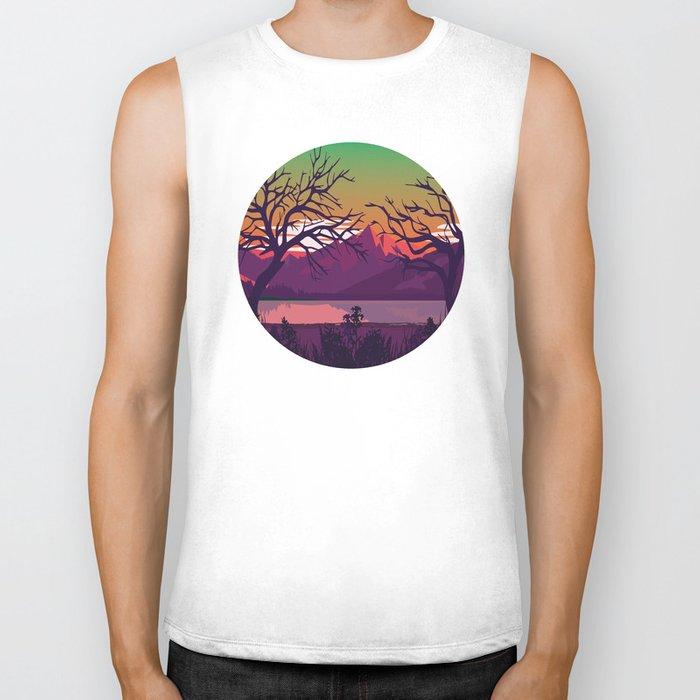 My Nature Collection No. 12 Biker Tank