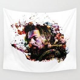 Leonardo DiCaprio Wall Tapestry