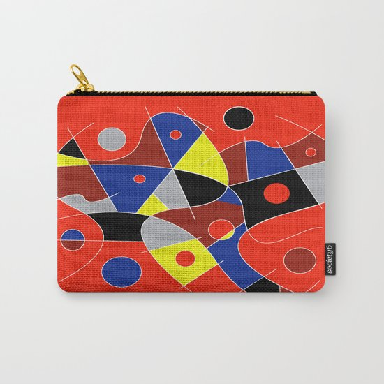 Abstract #222 | The Cellist Carry-All Pouch