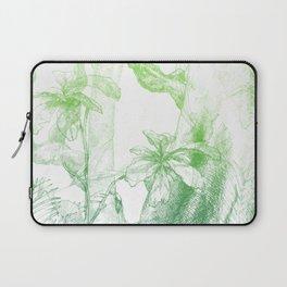 Amazonia (green) Laptop Sleeve