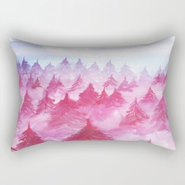 Fade Away W. Rectangular Pillow