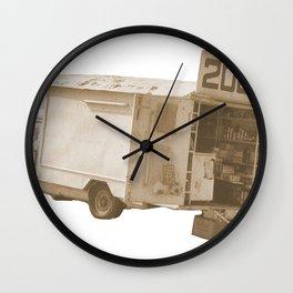 van2000  Wall Clock