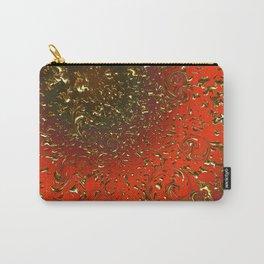 Golden Rain Tangerine Dream Carry-All Pouch