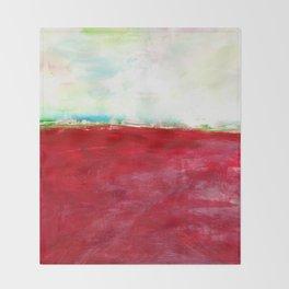 Journey No.600i by Kathy Morton Stanion Throw Blanket