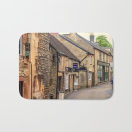 Downtown In The Cotswolds Bath Mat